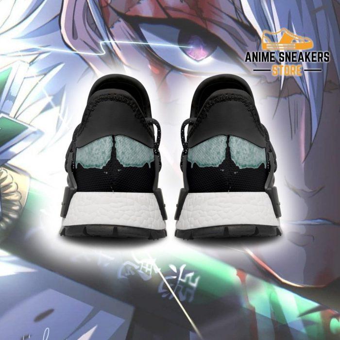 Sanemi Shinazugawa Shoes Custom Demon Slayer Anime Sneakers Nmd