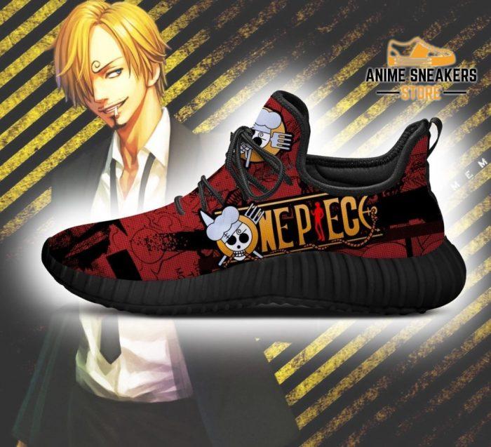 Sanji Reze Shoes One Piece Anime Fan Gift Idea Tt04