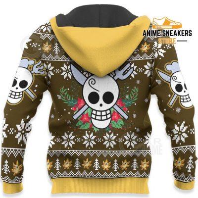Sanji Ugly Christmas Sweater One Piece Anime Xmas Gift Va10 All Over Printed Shirts