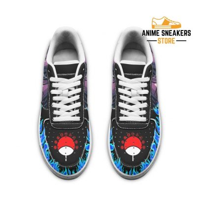 Sasuke Eyes Sneakers Naruto Anime Shoes Fan Gift Pt04 Air Force