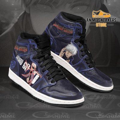 Satoru Gojo Sneakers Jujutsu Kaisen Anime Shoes Mn11 Jd