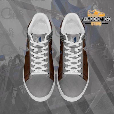 Scouting Legion Skate Sneakers Uniform Attack On Titan Anime Shoes Pn10