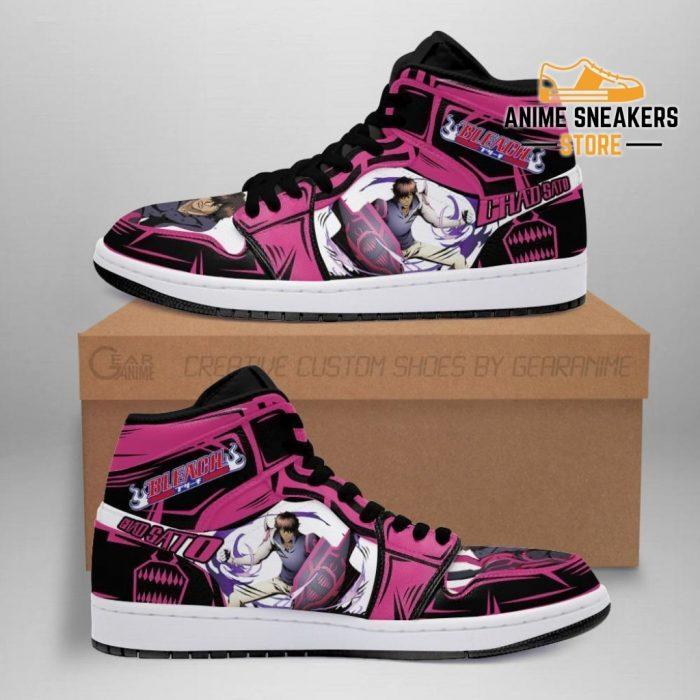 Shado Bleach Anime Sneakers Fan Gift Idea Mn05 Men / Us6.5 Jd