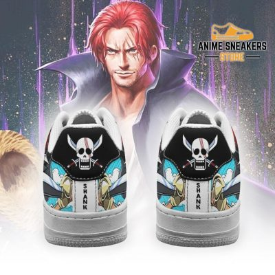 Shank Sneakers Custom One Piece Anime Shoes Fan Pt04 Air Force