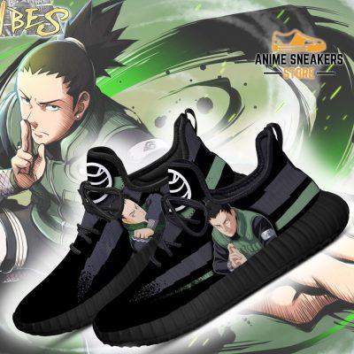 Shikamaru Jutsu Reze Shoes Naruto Anime Fan Gift Idea Tt03