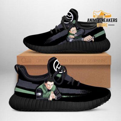 Shikamaru Jutsu Reze Shoes Naruto Anime Fan Gift Idea Tt03 Men / Us6