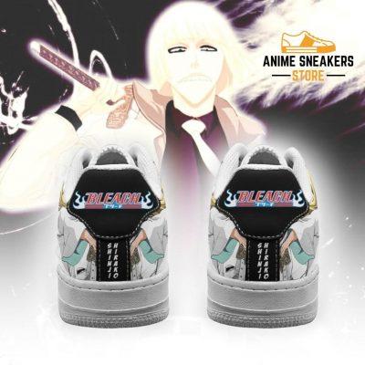 Shinji Hirako Sneakers Bleach Anime Shoes Fan Gift Idea Pt05 Air Force