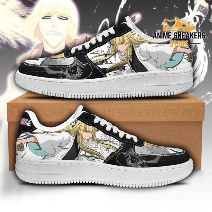 Shinji Hirako Sneakers Bleach Anime Shoes Fan Gift Idea Pt05 Men / Us6.5 Air Force