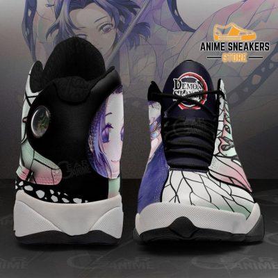 Shinobu Kocho Sneakers Demon Slayer Anime Shoes Mn10 Jd13
