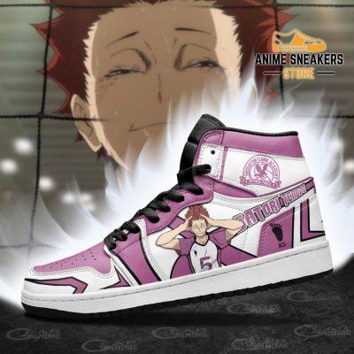 Shiratorizawa Satori Tendou Sneakers Haikyuu Anime Shoes Mn11 Jd