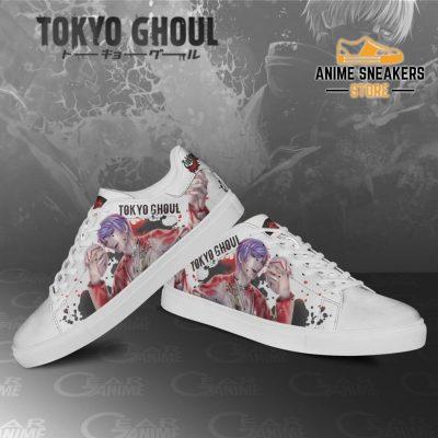 Shuu Tsukiyama Skate Shoes Tokyo Ghoul Custom Anime Pn11