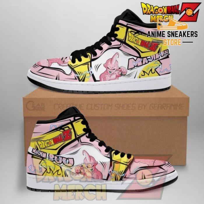 Skinny Majin Buu Jordan Sneakers Custom Shoes Men / Us6.5 Jd