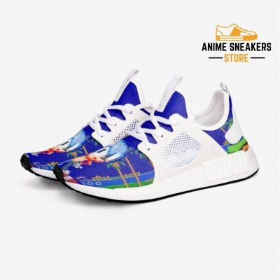 Sonic World Custom Nomad Shoes 3 / White Mens