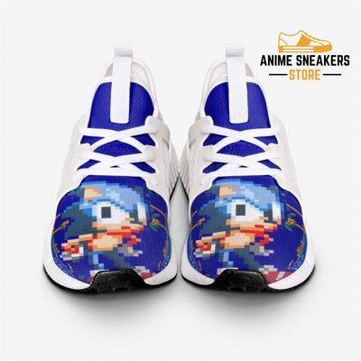 Sonic World Custom Nomad Shoes Mens