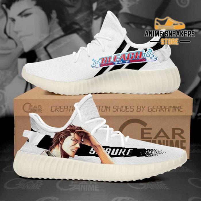 Sosuke Aizen Shoes Bleach Custom Anime Sneakers Men / Us6 Yeezy
