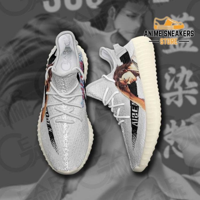 Sosuke Aizen Shoes Bleach Custom Anime Sneakers Yeezy