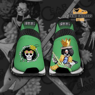 Soul King Brook Shoes One Piece Custom Anime Tt11 Men / Us6 Nmd