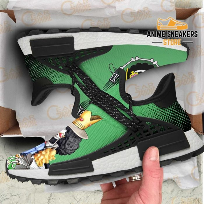 Soul King Brook Shoes One Piece Custom Anime Tt11 Nmd