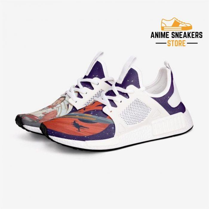 Star Wars Poe Custom Nomad Shoes 3 / White Mens