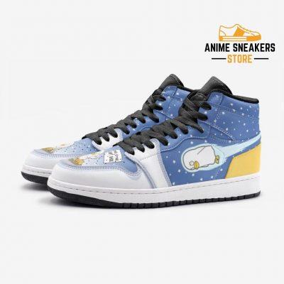 Stars And Elizabeth Gintama Custom J-Force Shoes Mens