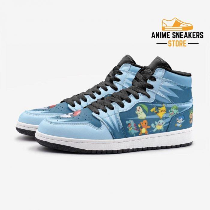 Starters Pokémon Custom J-Force Shoes Mens