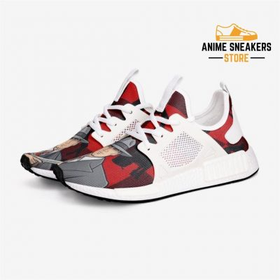 Sterling Archer Custom Nomad Shoes 3 / White Mens
