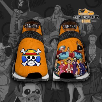 Straw Hat Pirates Shoes One Piece Custom Anime Tt11 Men / Us6 Nmd