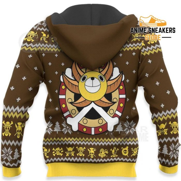 Straw Hat Pirates Ugly Christmas Sweater One Piece Anime Xmas Gift Va10 All Over Printed Shirts
