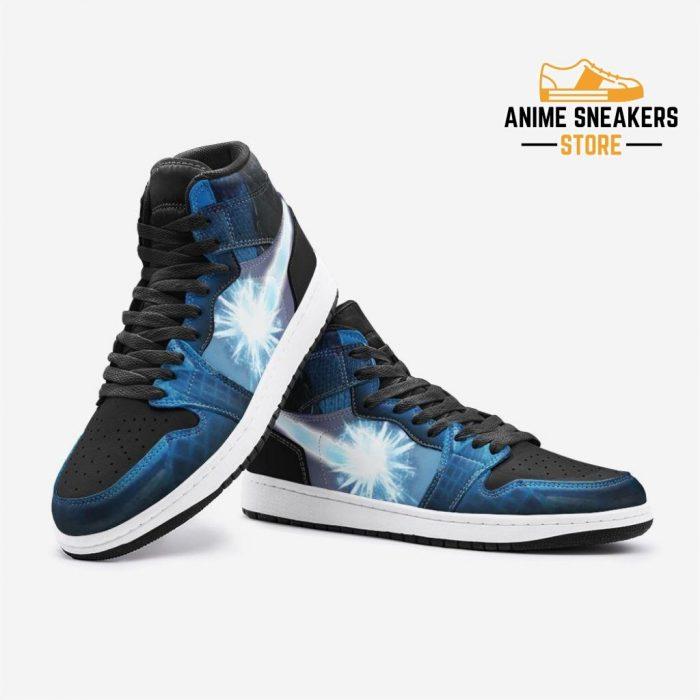 Sub Zero Mortal Kombat Custom J-Force Shoes Mens