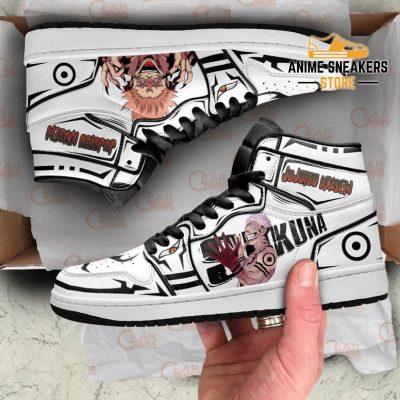 Sukuna Jujutsu Kaisen Sneakers Anime Shoes Mn11 Jd
