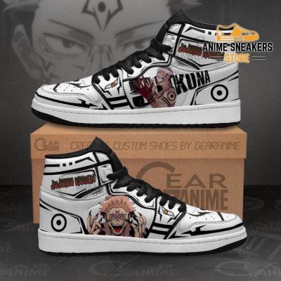 Sukuna Jujutsu Kaisen Sneakers Anime Shoes Mn11 Men / Us6.5 Jd