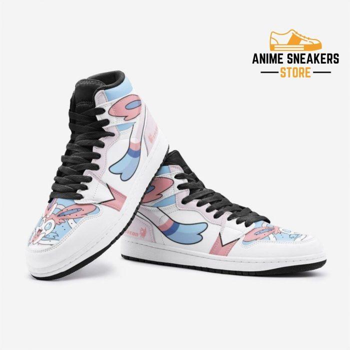 Sylveon Pokémon Custom J-Force Shoes Mens