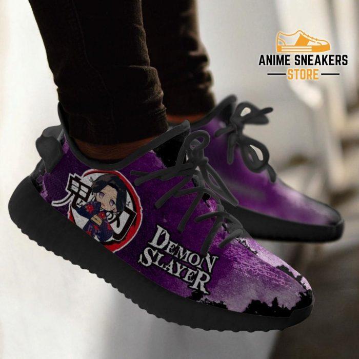 Tamayo Yeezy Shoes Demon Slayer Anime Sneakers Fan Gift Tt04