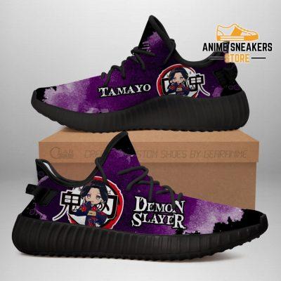Tamayo Yeezy Shoes Demon Slayer Anime Sneakers Fan Gift Tt04 Men / Us6