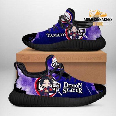 Tamyo Reze Shoes Costume Demon Slayer Anime Sneakers Fan Gift Idea Men / Us6