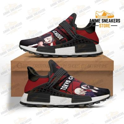 Tokyo Ghoul Shoes Characters Custom Anime Sneakers Nmd