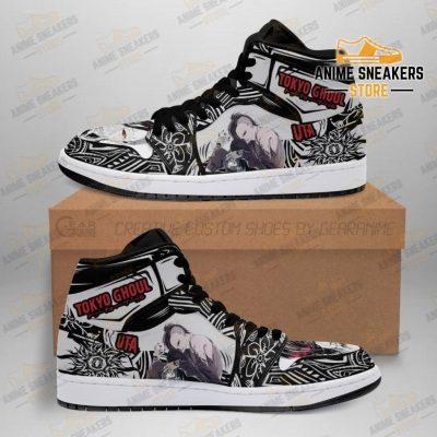 Tokyo Ghoul Uta Sneakers Custom Anime Shoes Mn05 Men / Us6.5 Jd