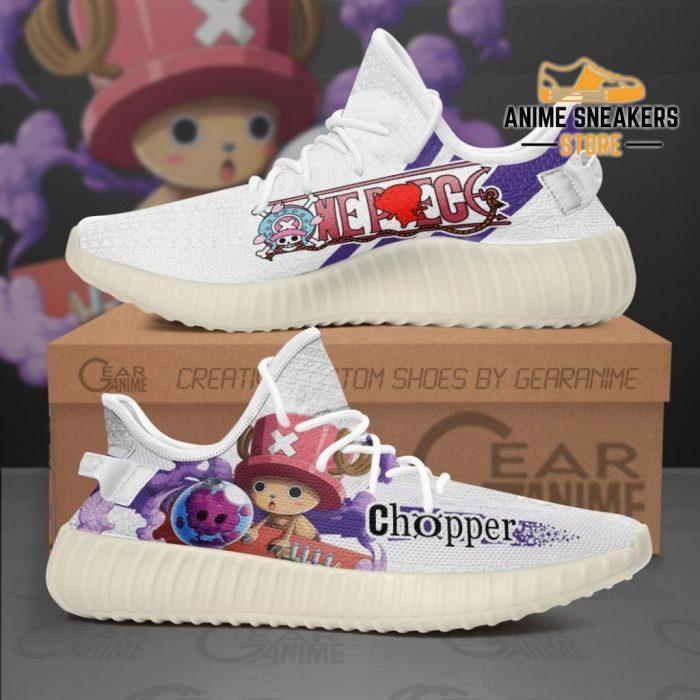 Tony Chopper Shoes One Piece Custom Anime Sneakers Tt10 Men / Us6 Yeezy
