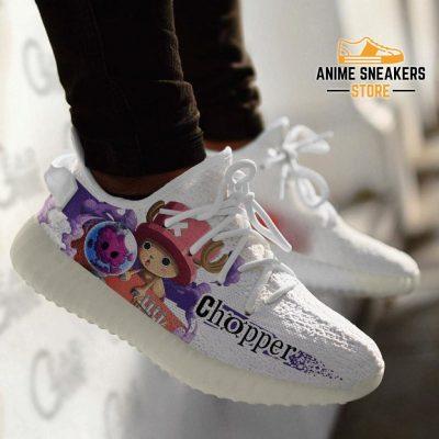 Tony Chopper Shoes One Piece Custom Anime Sneakers Tt10 Yeezy