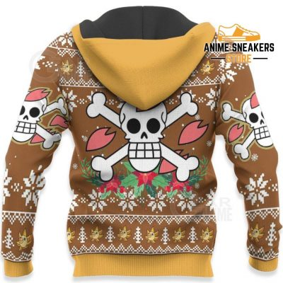 Tony Chopper Ugly Christmas Sweater One Piece Anime Xmas Gift Va10 All Over Printed Shirts
