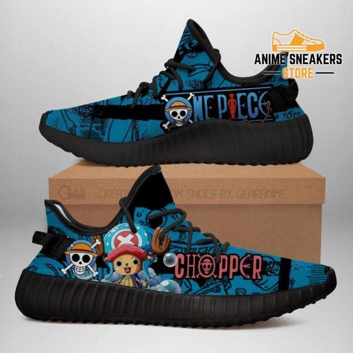 Tony Chopper Yeezy Shoes One Piece Anime Fan Gift Tt04 Men / Us6