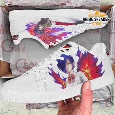 Touka Kirishima Skate Shoes Tokyo Ghoul Custom Anime Pn11