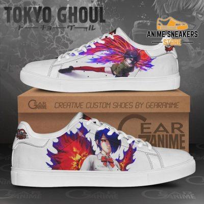 Touka Kirishima Skate Shoes Tokyo Ghoul Custom Anime Pn11 Men / Us6