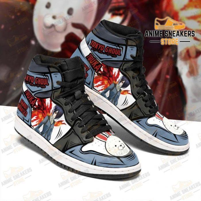 Touka Kirishima Sneakers Custom Tokyo Ghoul Anime Shoes Mn05 Jd