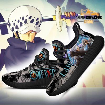 Trafalgar Law Reze Shoes One Piece Anime Fan Gift Idea Tt04