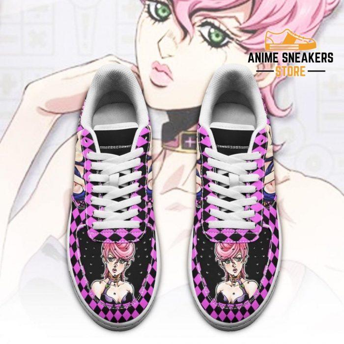 Trish Una Sneakers Jojos Bizarre Adventure Anime Shoes Fan Gift Idea Pt06 Air Force