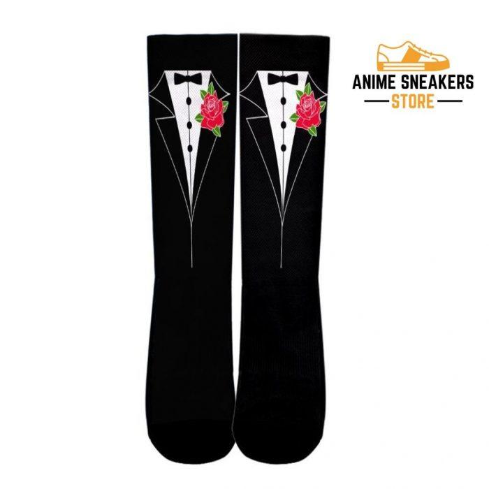 Tuxedo Socks Sailor Moon Uniform Anime