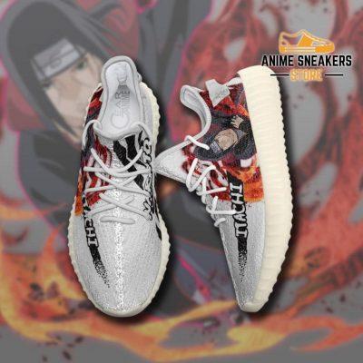 Uchiha Itachi Shoes Naruto Custom Anime Tt10 Yeezy