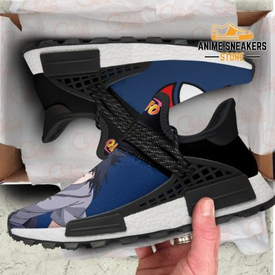 Uchiha Sasuke Shoes Naruto Custom Anime Pt11 Nmd