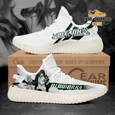 Ulquiorra Cifer Shoes Bleach Custom Anime Sneakers Men / Us6 Yeezy